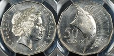 Five Rare Australian Coins that are Worth Money - The Australian Coin Collecting. Valuable Pennies, Rare Pennies, Coin Press, Old Coins Worth Money, Australian Money, Coin Dealers, Rare Stamps, Coin Worth, Error Coins