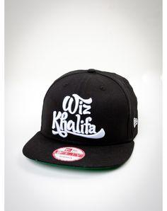 Wiz Khalifa Snapback Hat Gorras 0305fbb3dc3