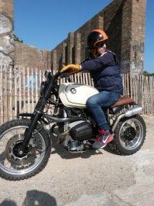 Satora design, Upcycling moto, Création d'objets design, Création moto café racer, scrambler, bobber, street tracker