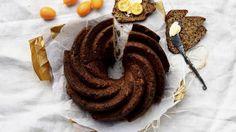 Joulun saaristolaisleivän voi leipoa myös kakkuvuoan sisään. Bread, Cookies, Baking, Breakfast, Desserts, Recipes, Christmas Foods, Merry, Drink