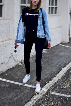 Trendy Fall Outfits For School You Need To Wear Now 10  fashionoutfits  Rento Asuja Kouluun 94b64f8451
