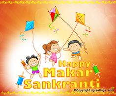 Happy Makar Sankranti.
