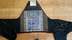 Hey, I found this really awesome Etsy listing at https://www.etsy.com/uk/listing/528140567/vintage-hmong-miao-baby-carrier-h234