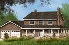 Plan #427-6 - Houseplans.com