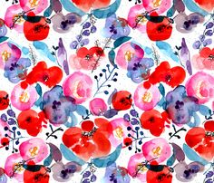 Summer Nights fabric