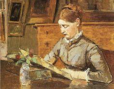 pintura de Henri Rouart