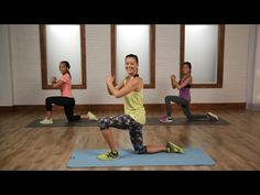 Here's the at-home workout you have been waiting for. In only 20 minutes, we will work your entire body with no equipment needed. And if you are new to worki...
