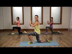 20-Minute Calorie Scorcher That Even a Beginner Can Do   Class FitSugar - YouTube