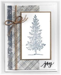 Scrappin' and Stampin' in GJ: December 2017