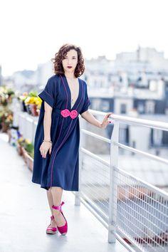 Robes sur mesure - fabriqué à Paris - Robes de soirée - Robes de créateur -  Smalt.Paris
