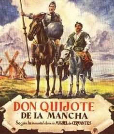DON QUIJOTE DE LA MANCHA....