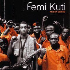 Réseau des médiathèques de l'Albigeois - Africa shrine - Femi Kuti