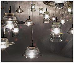 Tom Dixon Pressed Glass Pendants - Køb dem på Luksus Lamper: http://luksuslamper.dk/shop/tom-dixon-pressed-1498p.html