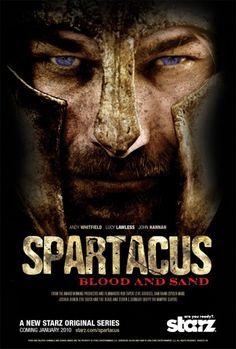 Serie TV Spartacus sangue e sabbia
