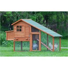 """the Saltbox"" Coop With Run"