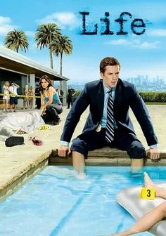 """Life"" TV Show on NBC (2007 - 2008) --- After spending years behind bars for a crime he didn't commit, Detective Charlie Crews (Damian Lewis) returns to the Los Angeles police force determined to prove himself to wary co-workers, especially his distrustful new partner, Dani Reese (Sarah Shahi). Crews finds it hard to readjust to the law enforcement world but also discovers that his years away have given him a zen perspective, helping him notice minor details needed to solve crimes."