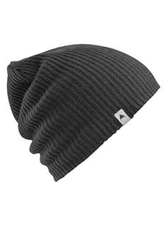 52399bb6440 Burton Men s All Day Long Beanie Body  Acrylic Imported Constructed from  fine knit acrylic for lightweight comfort Skully fit sits tight to the head  ...