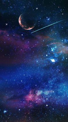 Night Sky Wallpaper, Wallpaper Space, Scenery Wallpaper, Nature Wallpaper, Screen Wallpaper, Galaxy Wallpaper Iphone, Wallpaper For Your Phone, Cellphone Wallpaper, Cool Backgrounds