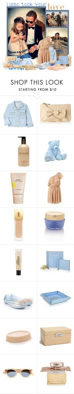 """I STILL want to be the little girl!! :)"" by peonyandpython ❤ liked on Polyvore featuring Beautiful People, RED Valentino, Molton Brown, Marc Jacobs, Topshop, Yves Saint Laurent, Estée Lauder, philosophy, Aspinal of London and Melissa"
