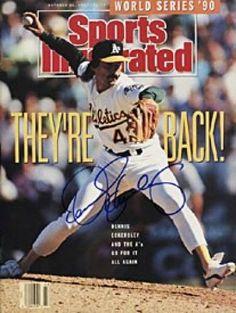 Dennis Eckersley Jersey | Dennis Eckersley, Dennis Eckersley Baseball Card, Dennis Eckersley ...