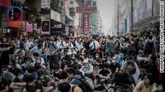 Watch this video - Demonstrators retake initiative (Hong Kong) Protesters back on streets