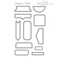 Labels & Tabs