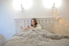 Softened linen duvet cover. Stone washed bedding. by MagicLinen