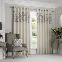 Incredible discounts & savings on eyelet curtains. We offer a wide range of affordable eyelet & tab top curtains. Ready Made Eyelet Curtains, Neutral Curtains, Cream Curtains, Tab Top Curtains, Lined Curtains, Curtains With Rings, Hanging Curtains, Valance Curtains, Trendy Tree