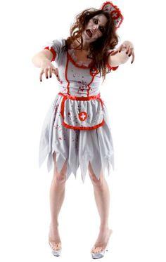 Zombie Nurse Outfit