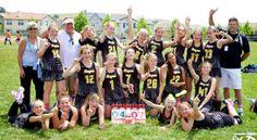Youth Lacrosse: U13 Napa Force girls : Sports-report
