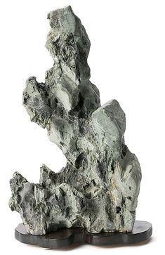 "Catorce rocas de los eruditos ""Gongshi"" chinas - by Balclis"