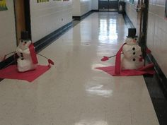 Classroom Winter Party Fun!