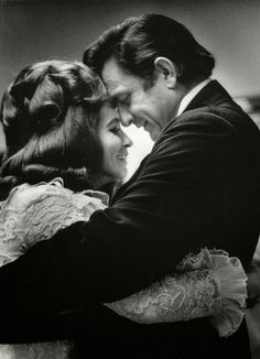 As time goes by: June Carter & Johnny Cash
