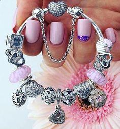 Beads cell phone - Pandora Charm & Bracelet Compatible - www.mobilebliss.c... - www.mobilebliss.c...