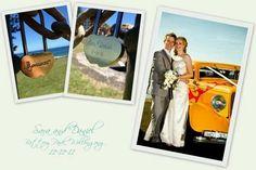 Love Locks in Australia! Love Lock, Custom Engraving, Unique Weddings, Wedding Ceremony, Polaroid Film, Locks, Australia, Wedding Ideas, Sweet
