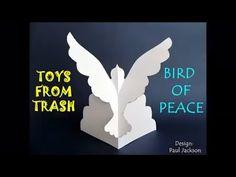BIRD OF PEACE - ENGLISH - Amazing Gift!