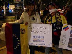 """""""@pascualalzamora: @andrebernal26 un sencillo homenaje para una super periodista , dios te bendiga ! pic.twitter.com/gpSTV0s6t4"""" @NTN24Zoom"""