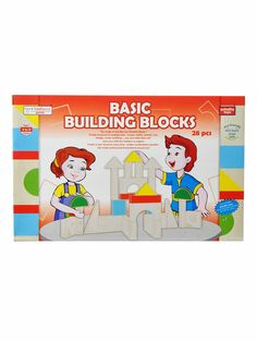 Basic Building Blocks   28 Pcs