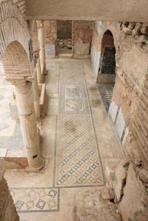 Terrace Houses Ephesus, Turkey (beautiful ruins)