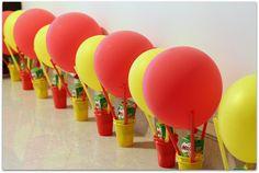 A Dollop Of Me: The Balloons & Bubbles Party: Balloon Fun!