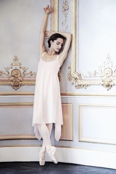 #Repetto invites you behind the scenes of its latest Spring-Summer 2015 campaign. With Dorothée Gilbert, Prima Ballerina.