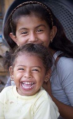 Smiles in El Salvador