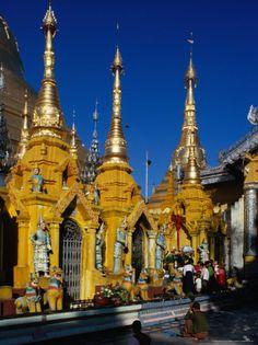 07D/06N - LUXURY TOUR MYANMAR ( BURMA ), LIKE NO OTHER