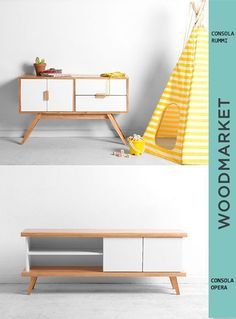 Wood Market Cabinet Decor, Cabinet Furniture, Plywood Furniture, Diy Furniture, Furniture Design, Simple Furniture, Modern Furniture, Tv Shelf Design, Plywood Projects
