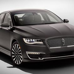 2017 LINCOLN MKZ powered by all-new engine