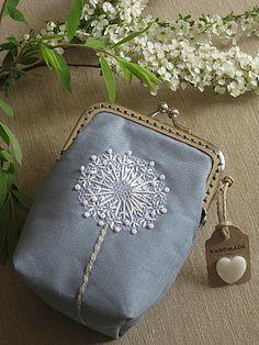 Modèle de Kazuko Aoki  du livre Embroidery design note