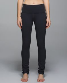 Lululemon Skinny Groove Pants, perfect for skating