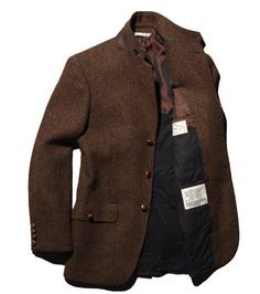 Freemans Sporting Club : Harris Tweed Sport Coat