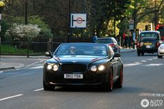 Bentley Continental Supersports Convertible ISR 4