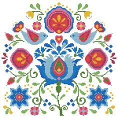 Thrilling Designing Your Own Cross Stitch Embroidery Patterns Ideas. Exhilarating Designing Your Own Cross Stitch Embroidery Patterns Ideas. Cross Stitch Bird, Modern Cross Stitch, Cross Stitch Flowers, Cross Stitch Charts, Cross Stitch Designs, Cross Stitching, Cross Stitch Embroidery, Hand Embroidery, Russian Cross Stitch